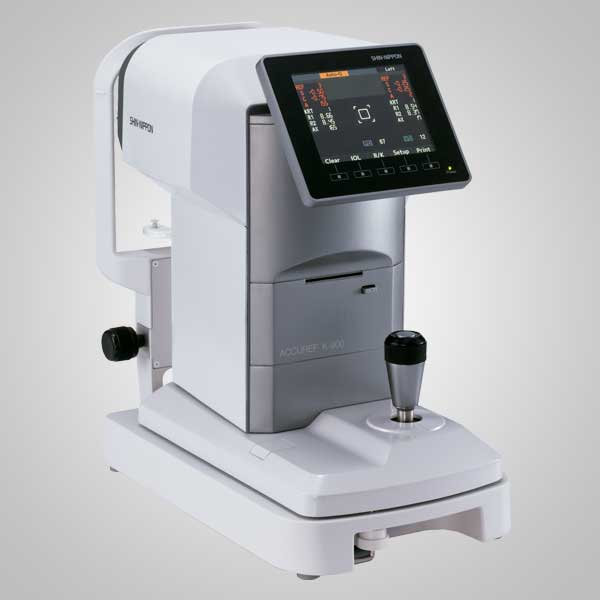 auto refractometro shin nippon