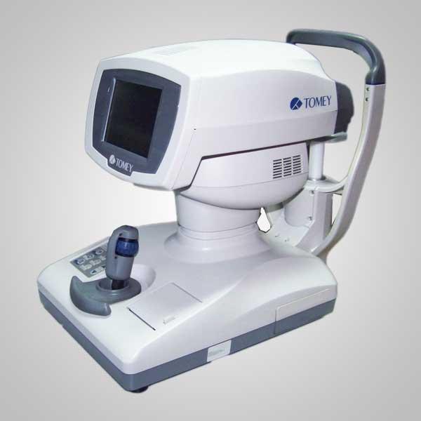 auto refractometro touch