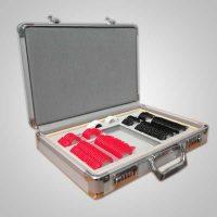 Caja de prueba 104 aro plástico