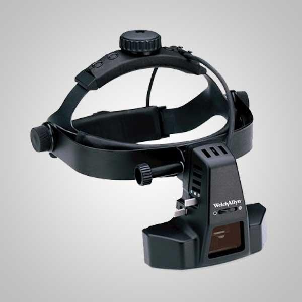 oftalmoscopio indirecto Welch Allyn