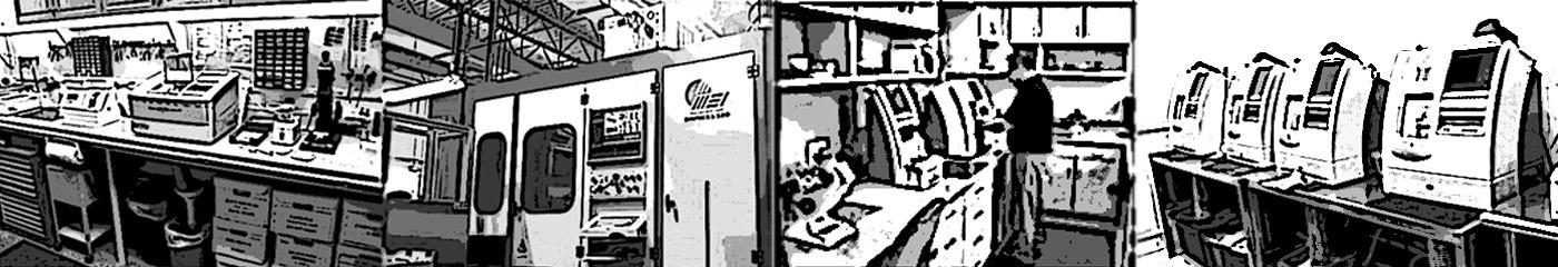 equipos laboratorio óptico